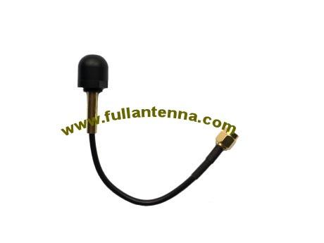 P/N:FA2.45.8G.X3,WiFi/2.4G External Antenna,ourdoor Aerials,SMA male or RP SMA male