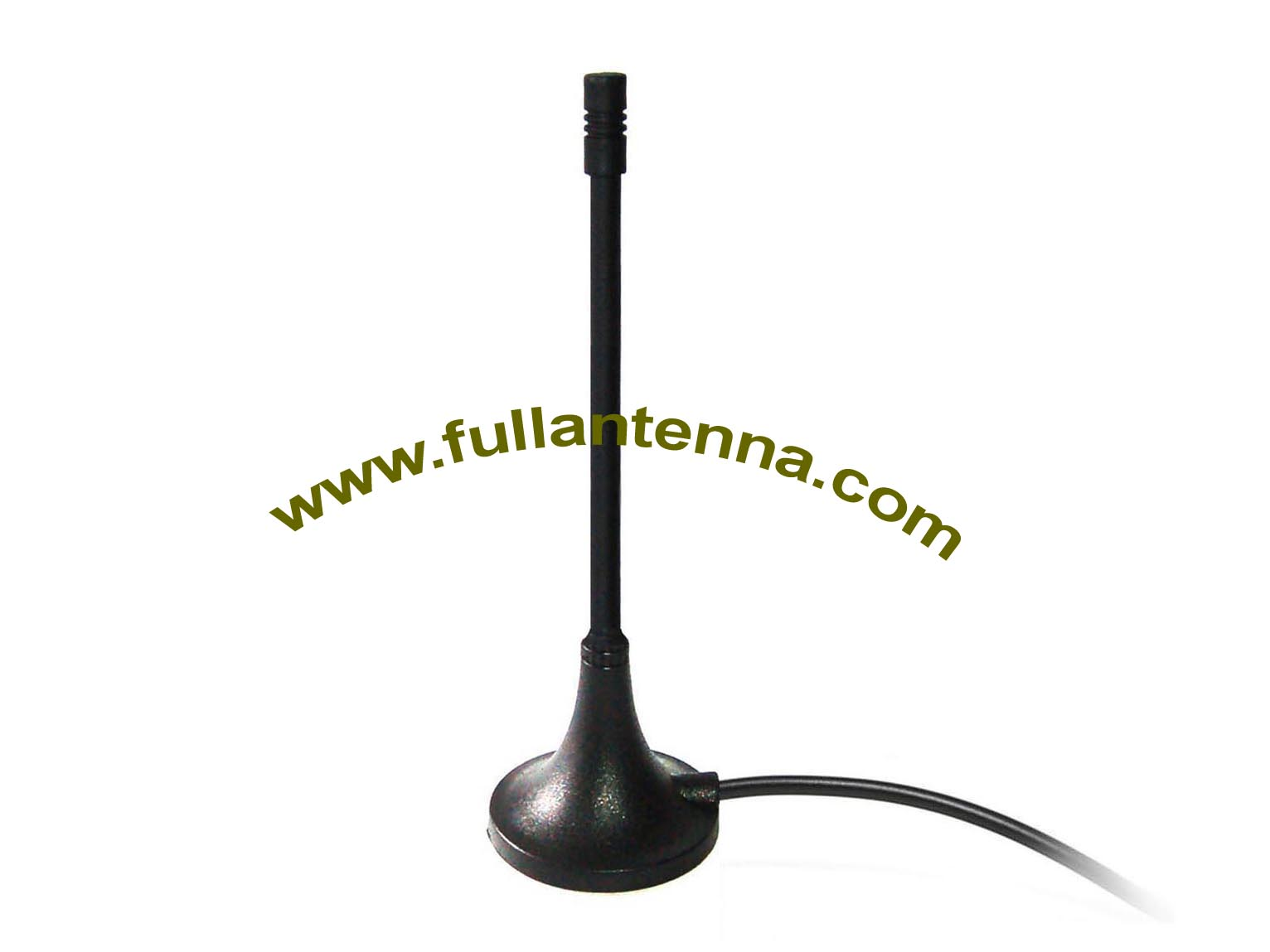 P/N:FA2400.03,WiFi/2.4G External Antenna,magnetic mount,whip rubber antenna RP SMA