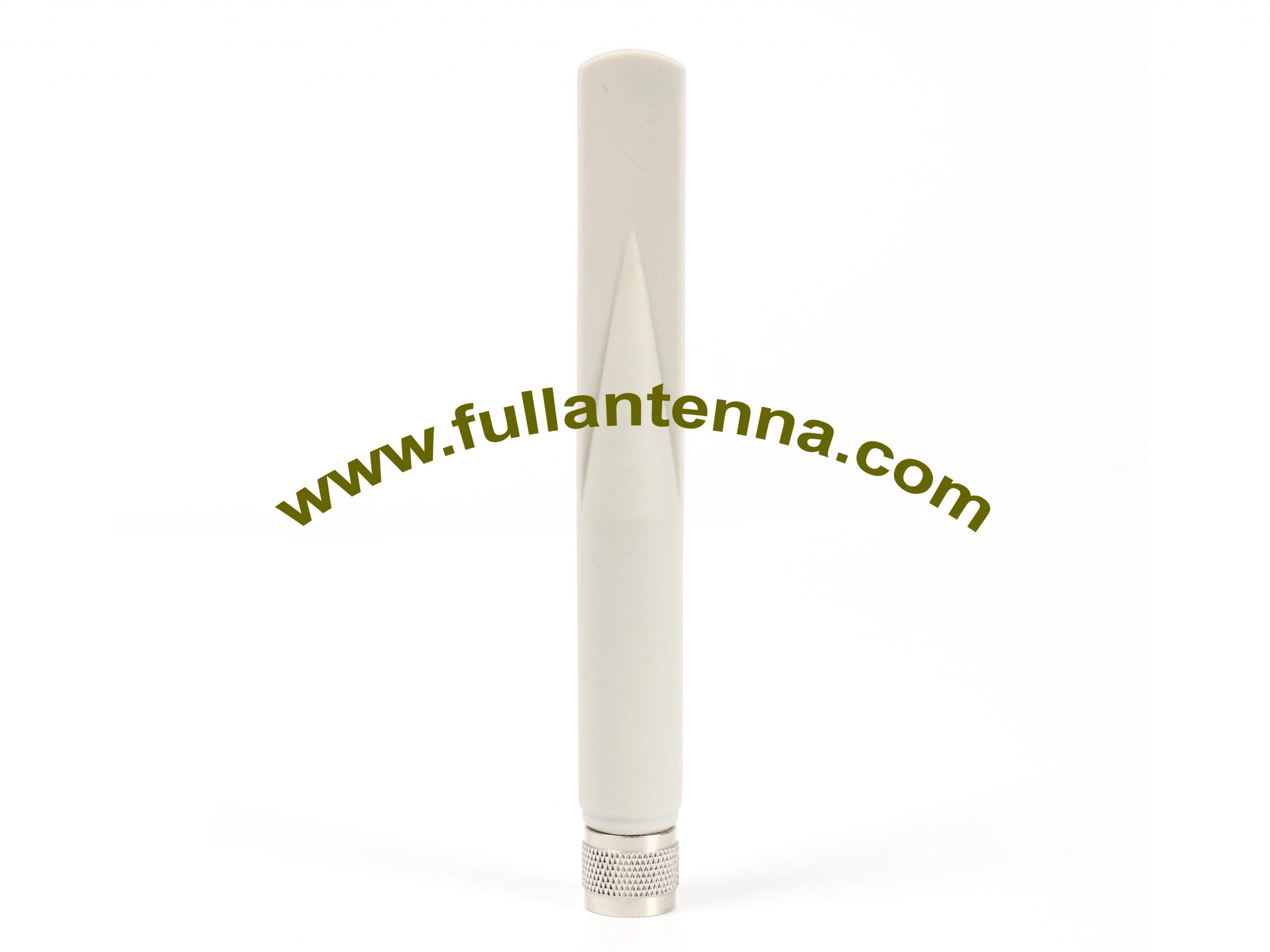 P/N:FA2400.06,WiFi/2.4G Rubber Antenna,N male or N female 5dbi gain