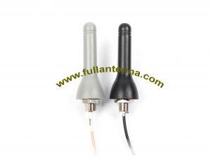 P / N: FA2400.0801, zewnętrzna antena WiFi / 2.4G, antena ŚRUBOWA, obudowa Kolor czarny lub szary