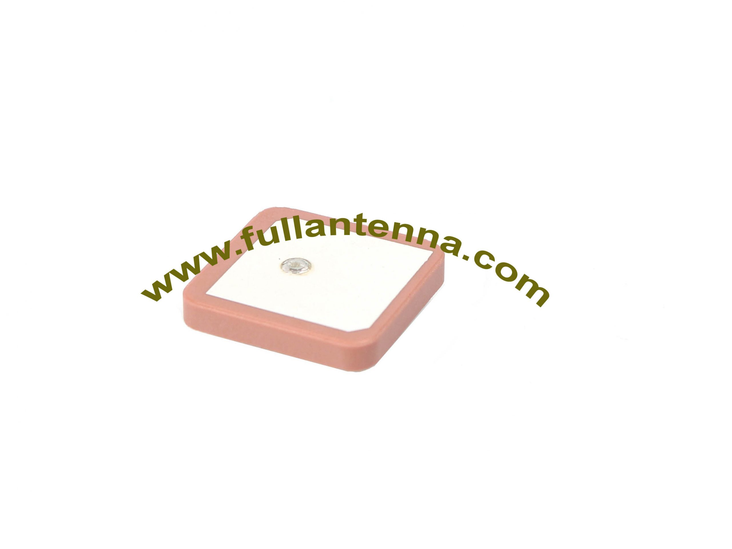 P/N:FA2400.254,WiFi/2.4G Built-In Antenna,PATCH inner antenna 25x25x4mm size,pin mount