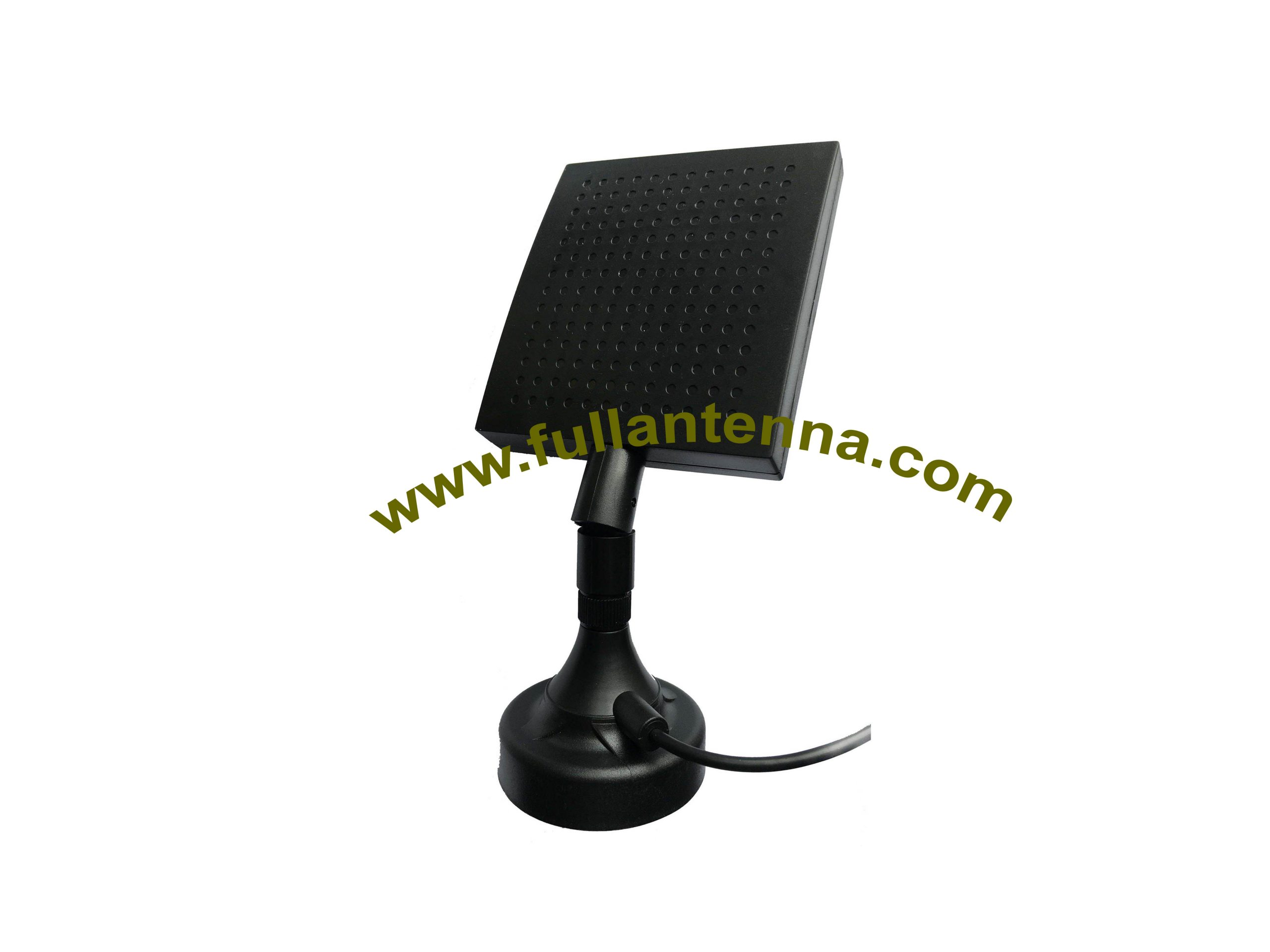 P/N:FA2400.88BS,WiFi/2.4G External Antenna,2.4G indoor desk magnetic antenna