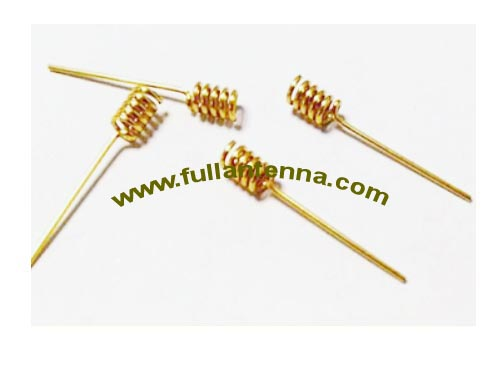 P/N:FA2400mhz.Spring,Spring Antenna, inner antenna wifi 2400mhz,customize size