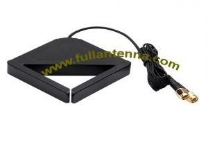 P/N:FA2.45.0G.X5,Wifi(2.4~5GHZ)Folded magnetic directional antenna