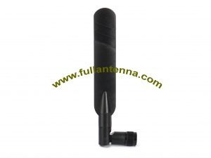 P/N:FA3G.0202,3G Rubber Antenna, 3G sma connector  hot sales  16cm length