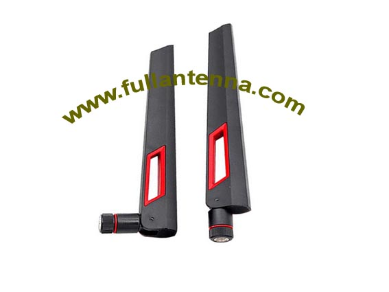 P/N:FA2.45.8G.X1,2.4/5.8G Rubber Antenna