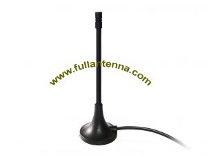 P / N: Antena FA433.09,433 MHz, bicz Zewnętrzna antena 433 MHz z uchwytem magnetycznym
