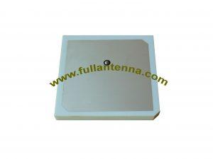 P / N: FA868.636,868Mhz Antena, 63x63x6mm łatka Antena dielektryczna RFID