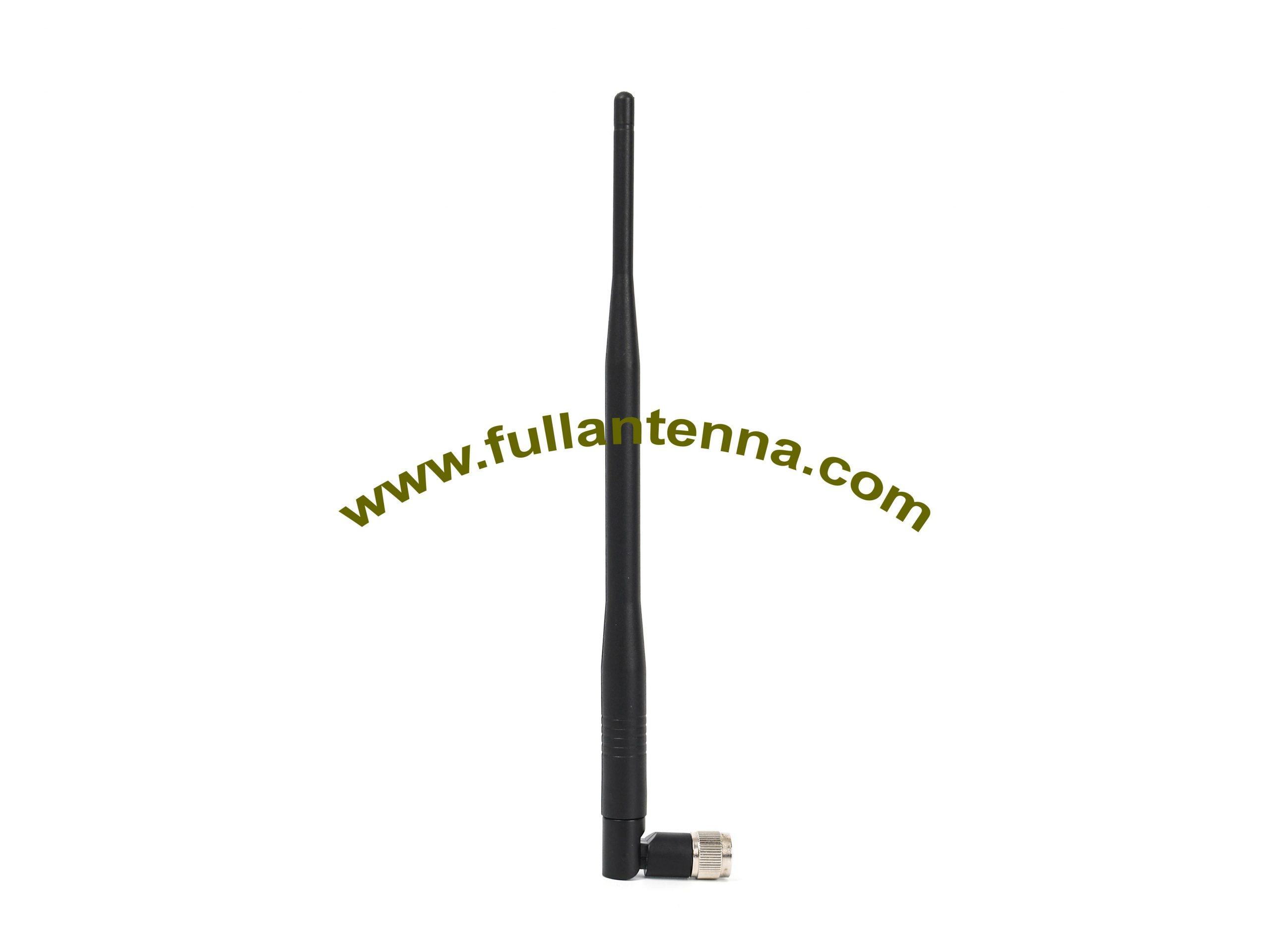 P/N:FA2400.0507,WiFi/2.4G Rubber Antenna,7dBi 2400mhz antenna,SMA male