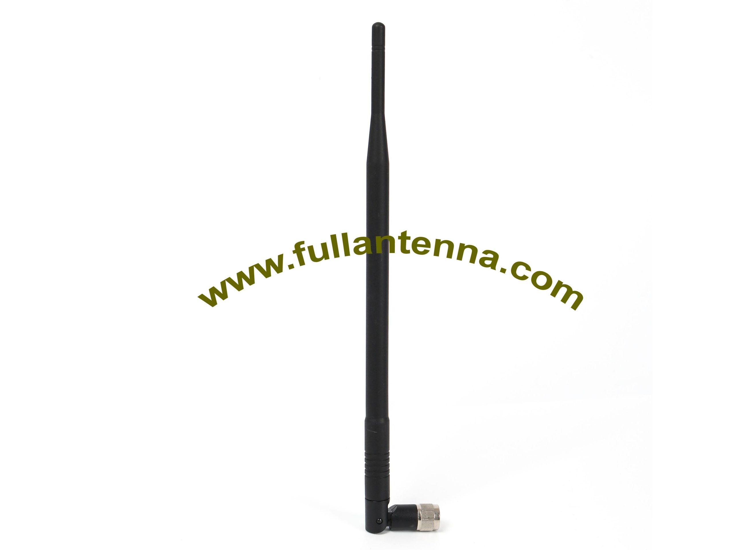 P/N:FA2400.0508,WiFi/2.4G Rubber Antenna,8dbi gain SMA male