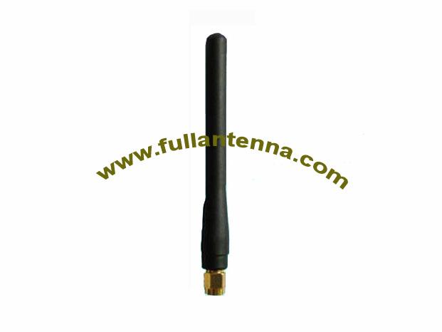 P/N:FA315.02,315Mhz Antenna,315mhz frequency rubber antenna SMA connector
