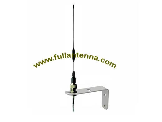 P/N:FA433.0601,433Mhz Antenna,433mhz whip antenna  L bracket  wall mount