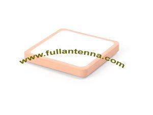 P / N: Antena FA868.455,868 MHz, antena RFID o wymiarach 45 x 45 x 5 mm z pinem