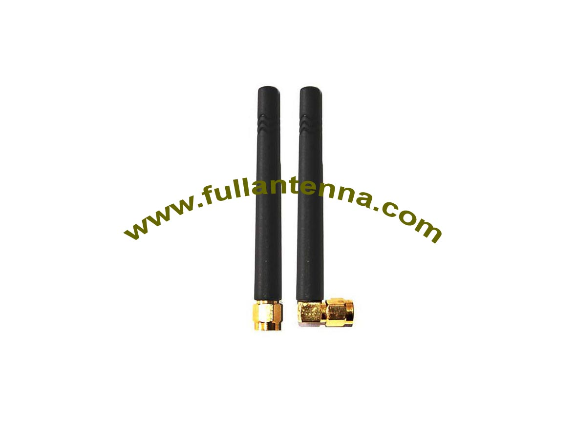 P/N:FA915.01,915Mhz Antenna,ISM  rubber small size antenna