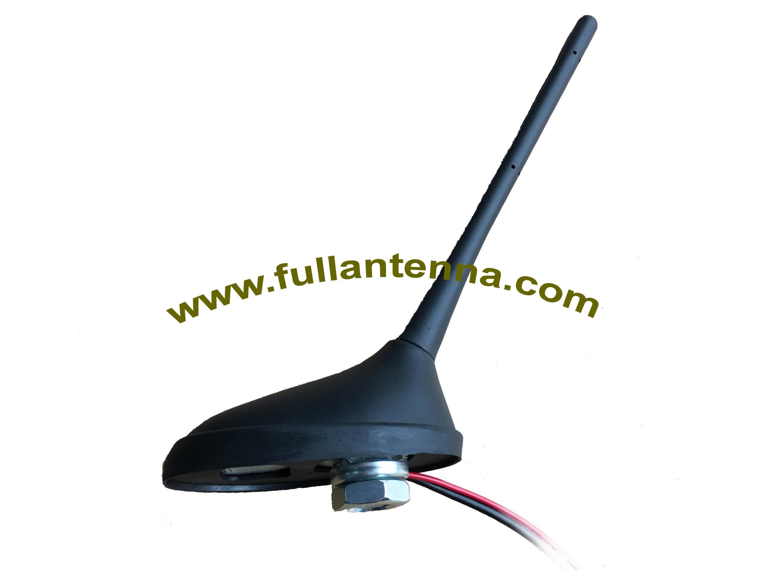 P/N:FAAMFM.03,AM/FM Antenna,AM/FM external active antenna screw mount