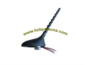 P/N:FAGPSGLONASSAMFM.02,AM/FM Antenna,Gnss AM FM combined antenna screw mount for  vehicle