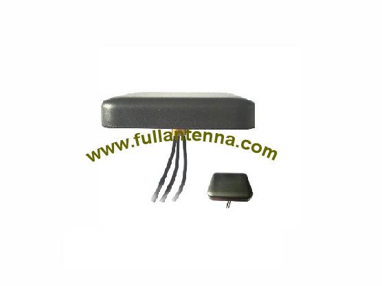 P/N:FAGPSWifiIridium.01 ,gps Iridium wifi Combined antenna,screw mount,FAKRA,SMA connector