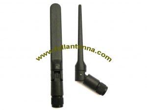 P/N:FAGSM02.04,GSM Rubber Antenna,SMA GSM antenna 3DBI Gain