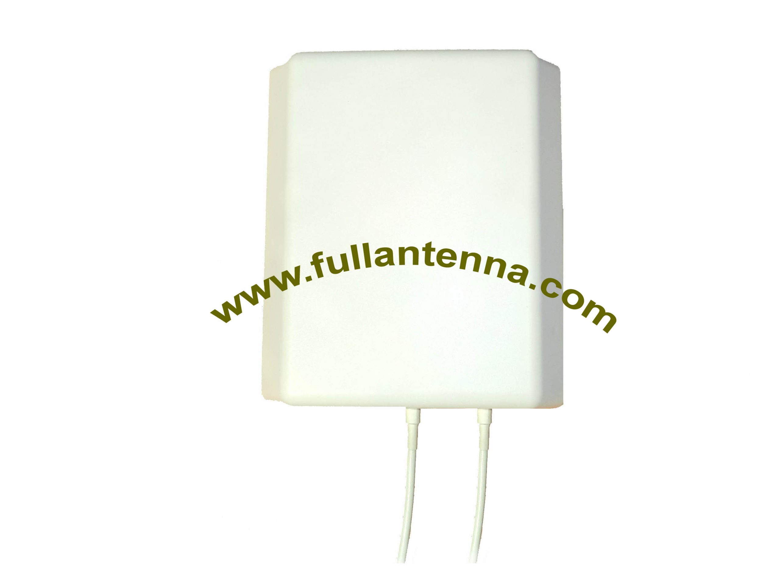 P/N:FALTE.16,4G/LTE External Antenna,patch 4G LTE antenna   2 cables SMA male  or N male