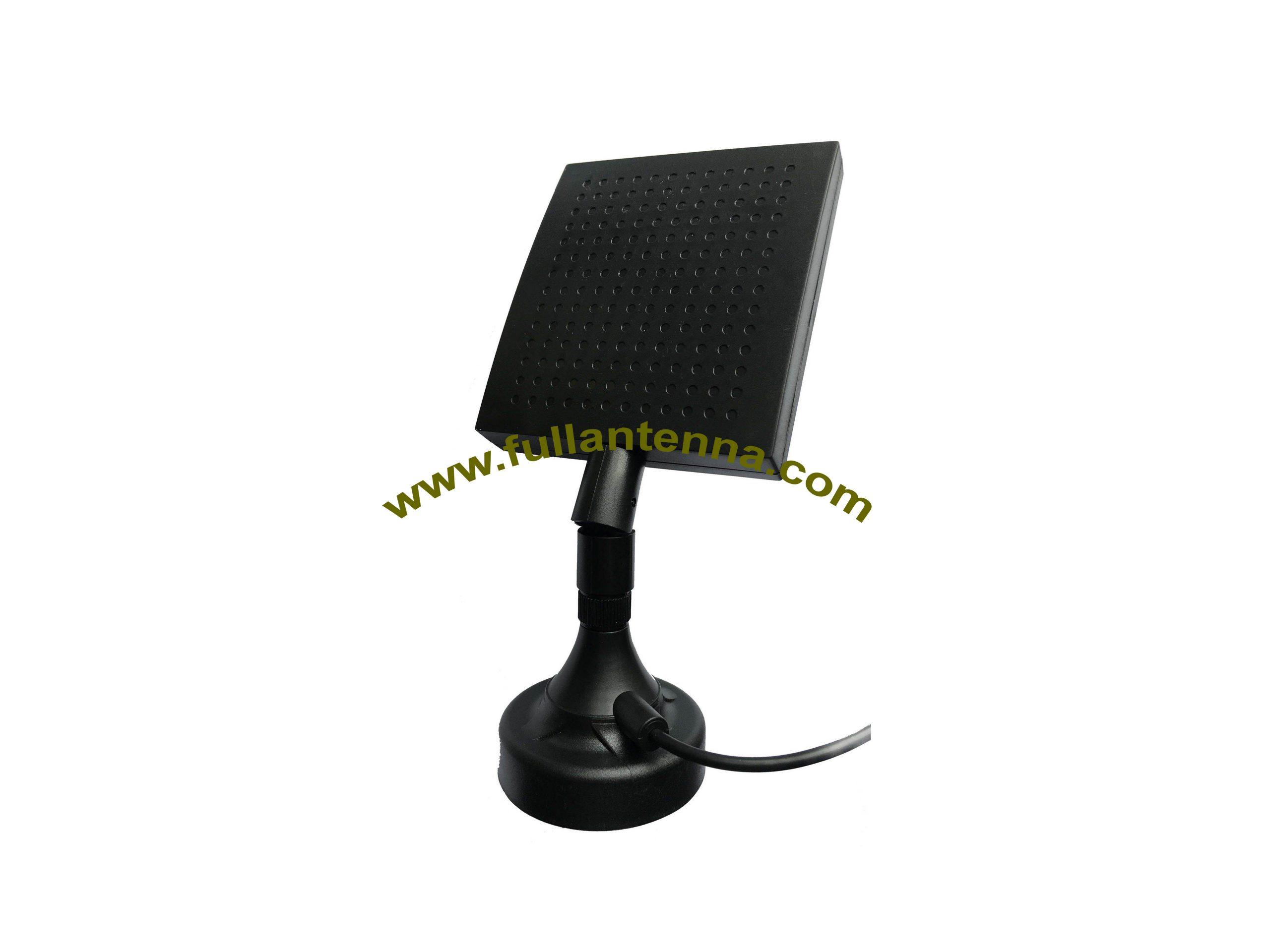 P/N:FALTE.88BS,4G/LTE External Antenna,4G indoor desk antenna magnetic mount