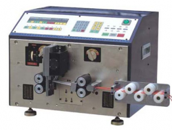 Coaxial Cable Cut and Stripped Machine