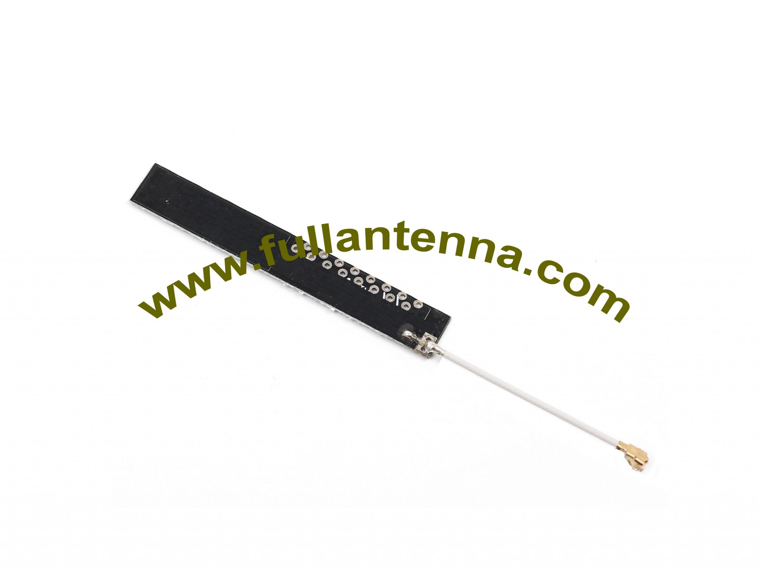 P/N:FA2400.0101S,WiFi/2.4G Built-In Antenna, Aerial with 50-200cm IPEX connector