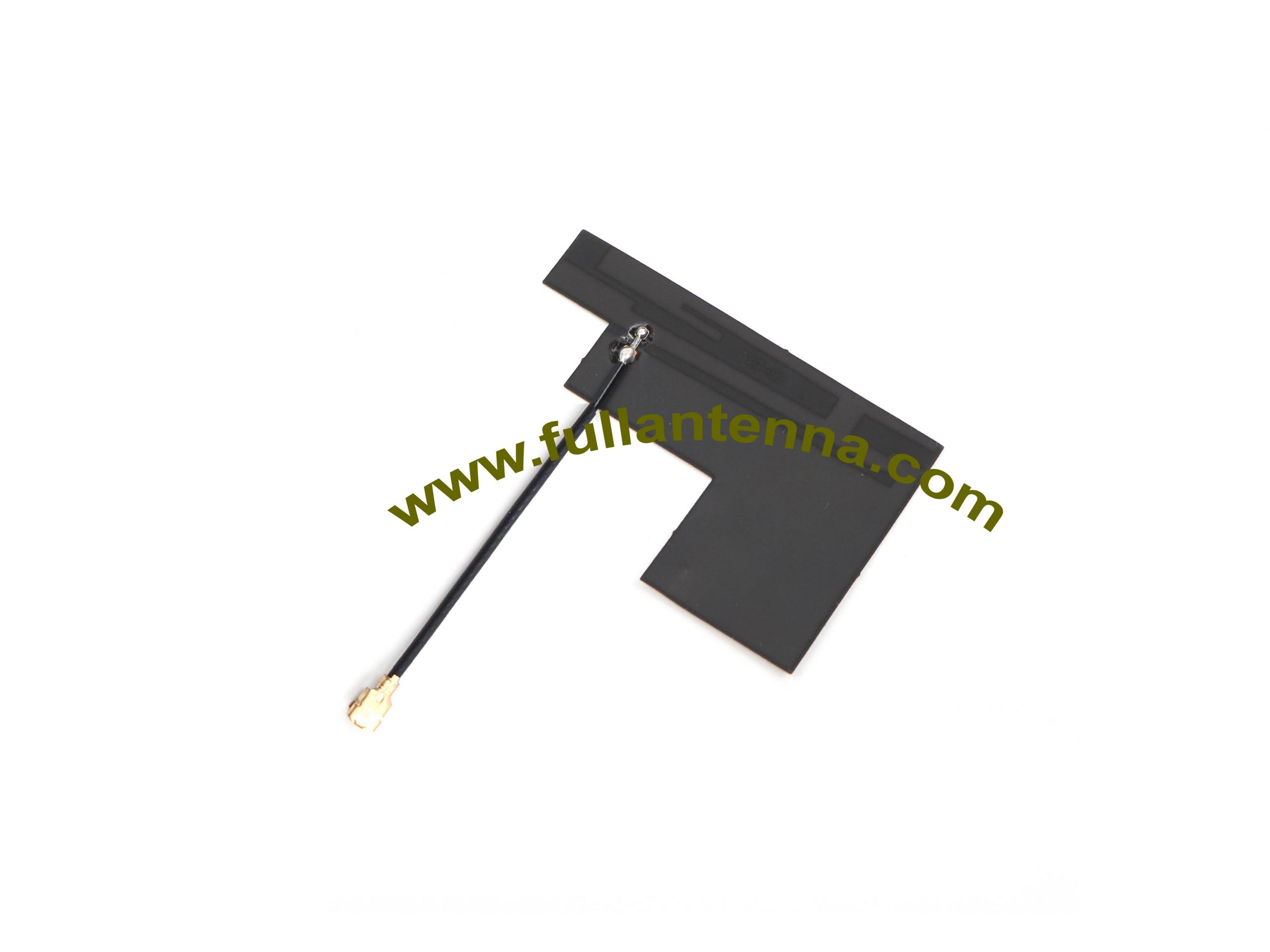 P/N:FA2400.01FPCB,WiFi/2.4G Built-In Antenna,Wifi FPCB antenna 2cm-20cm cable