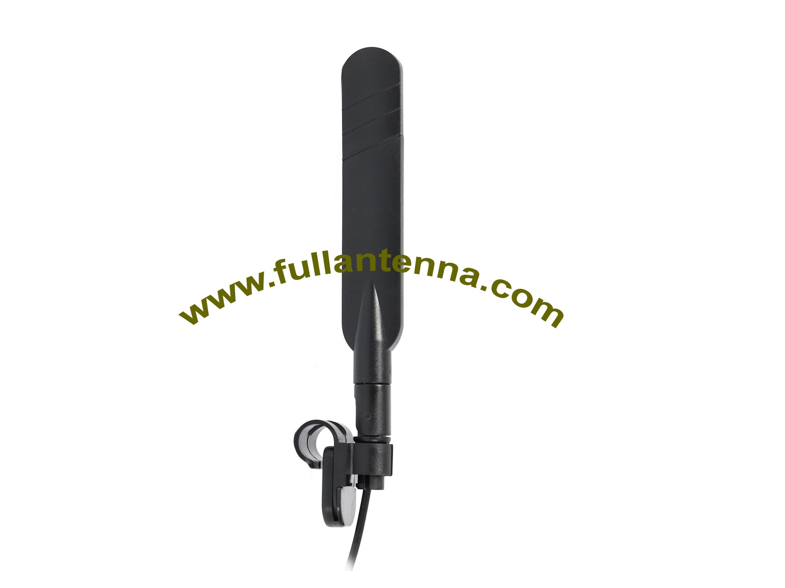 P/N:FA2400.0202Clip,WiFi/2.4G External Antenna,clip mount for computer,cable length 20cm-1meter