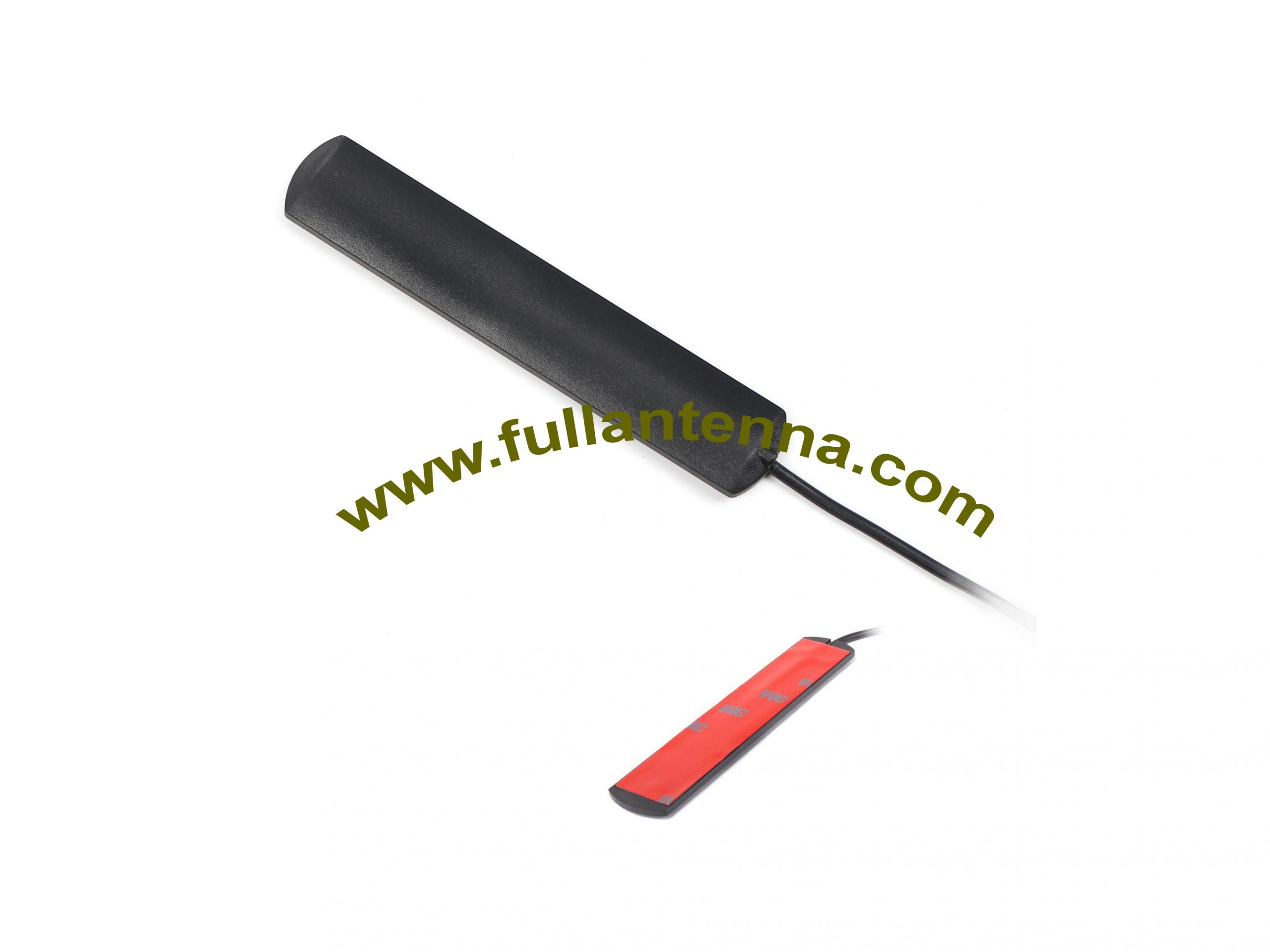 P/N:FA2400.04,WiFi/2.4G External Antenna,patch antenna adhesive mount,easy mount 3M sticker