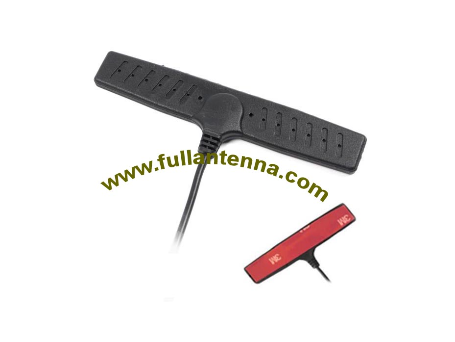 P/N:FA3G.0501,3G External Antenna,3g Adhesive 3M sticker mount  MMCX or FAKRA connector