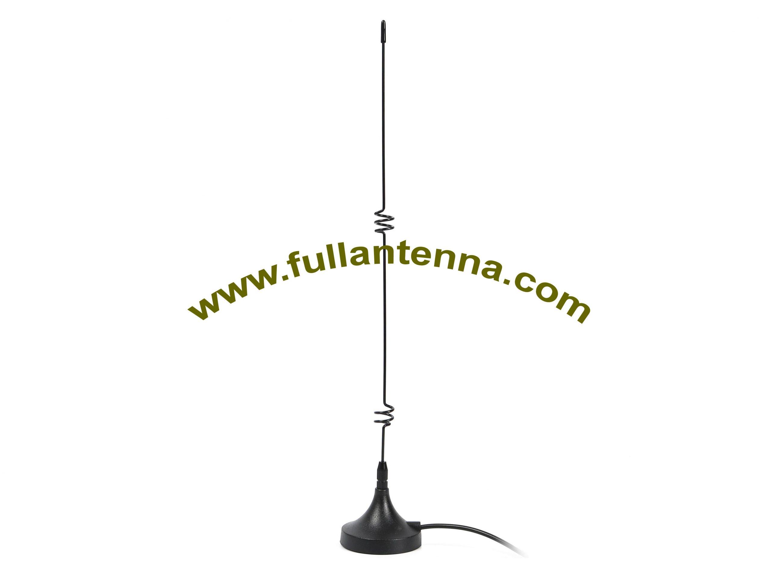 P/N:FA3G.0602,3G External Antenna,45mm base Magnetic mount antenna