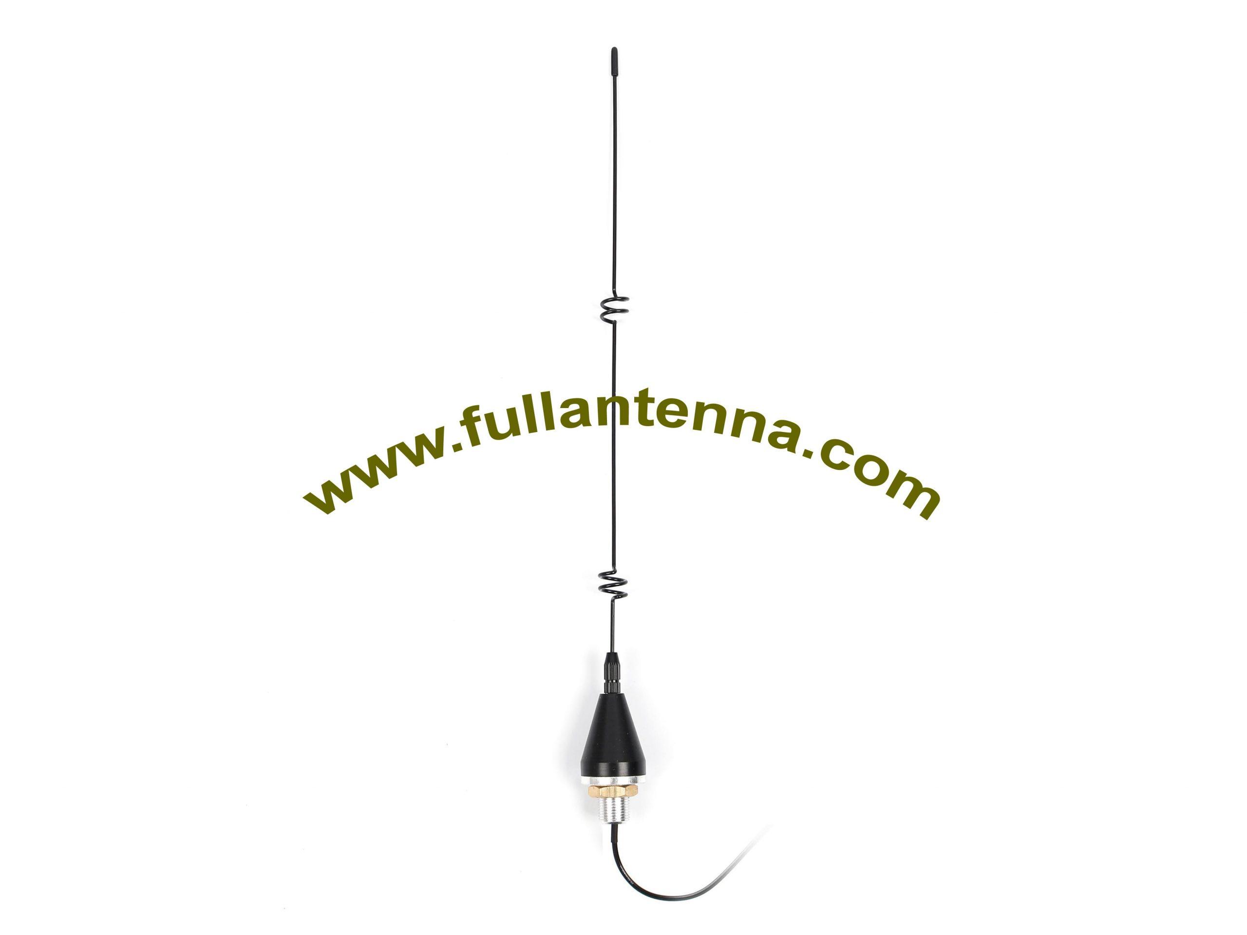 P/N:FA3G.0603,3G External Antenna,3G METAL whip outdoor screw  antenna