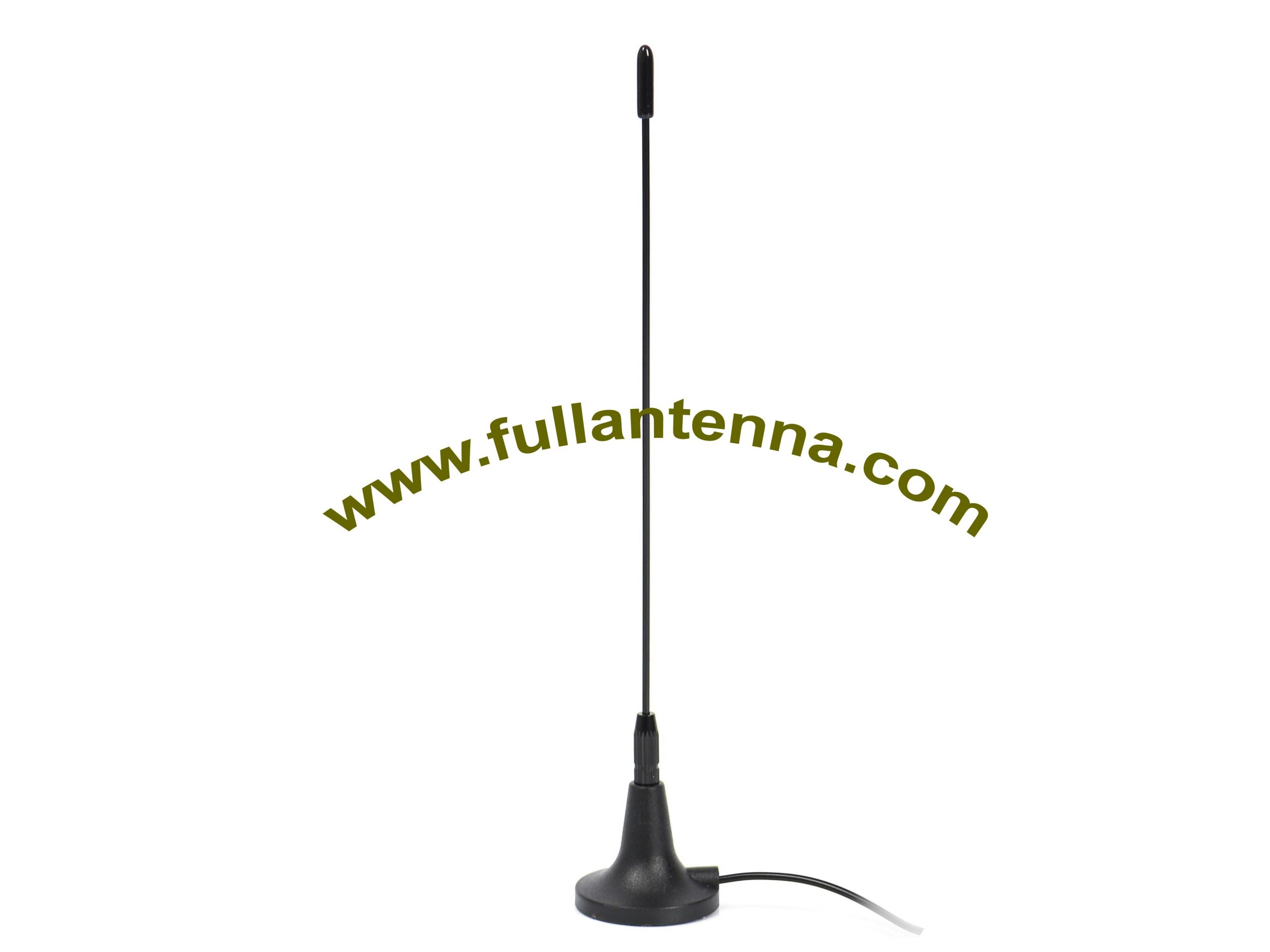 P/N:FA433.06,433Mhz Antenna,433Mhz Whip  External Antenna With Magnetic Mount