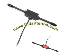 P / N: Antena FA433.08,433 MHz, samoprzylepny uchwyt anteny RFID 433 MHz z 20 cm-5 metrów