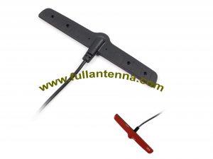 P / N: FA868.0501,868 MHz Antena, mocowanie samoprzylepne w kształcie litery T Antena wewnętrzna 868 MHz naklejka 3M