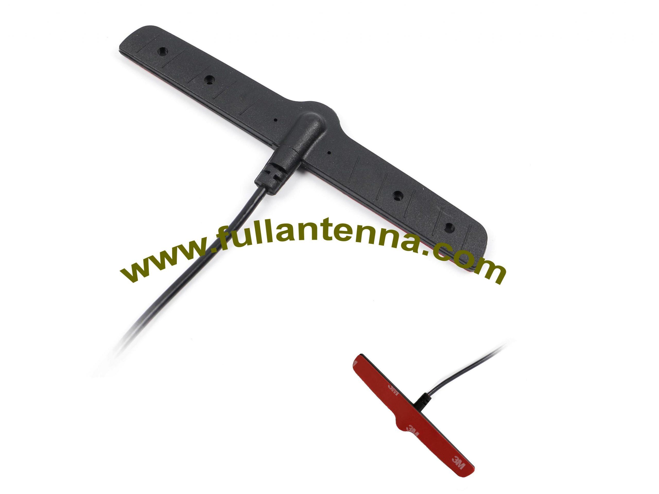 P/N:FA868.0501,868Mhz Antenna,T shape  adhesive mount 868mhz indoor antenna  3M sticker