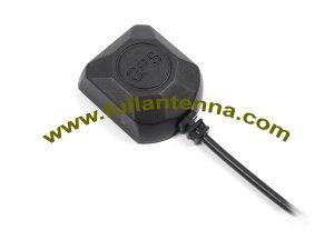 P / N: FAGPS.08, zewnętrzna antena GPS, GPS mini rozmiar 28dbi zysk anteny magnetycznej do pojazdu