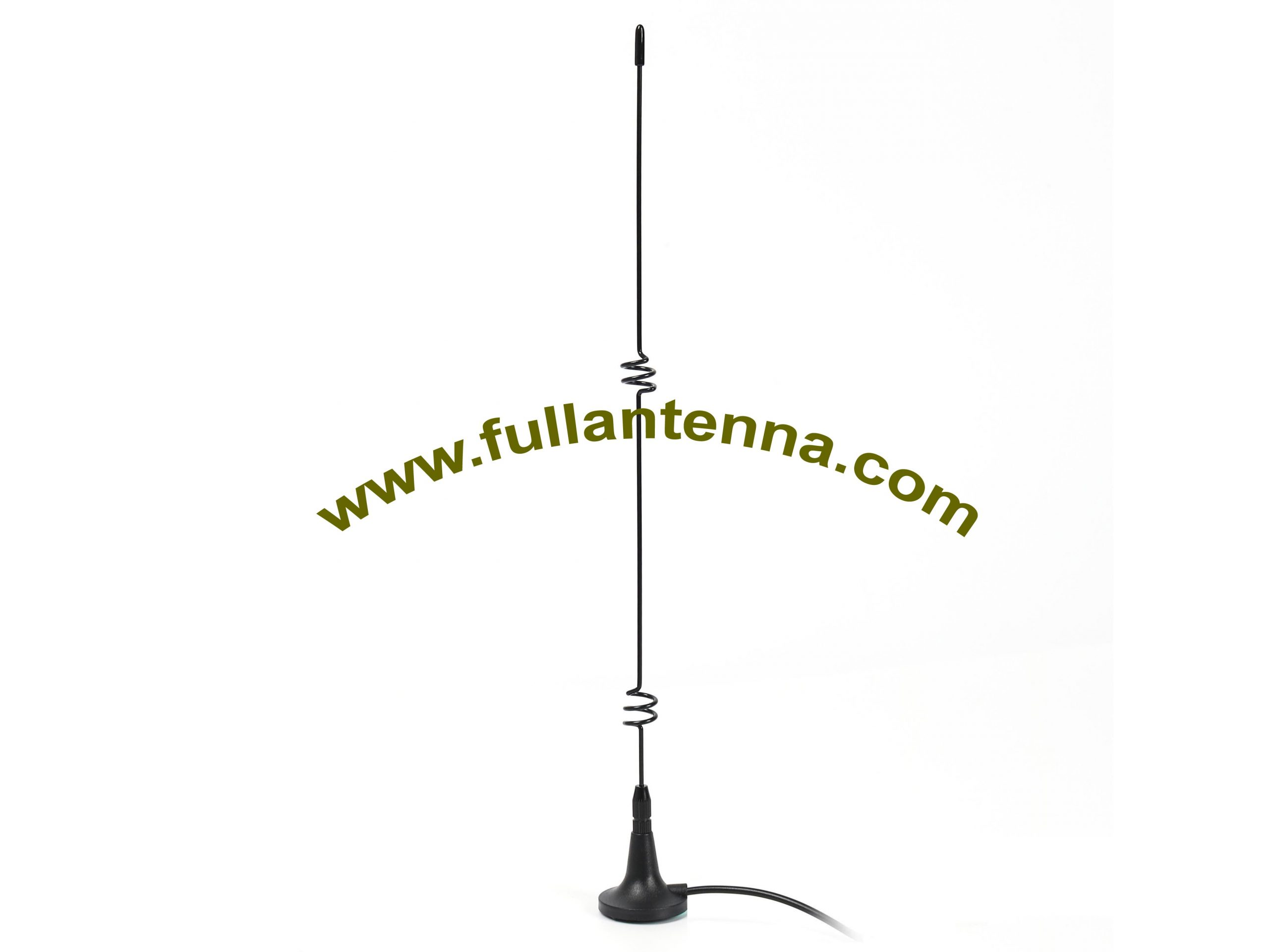 P/N:FAGSM.0601,GSM External Antenna, magnetic mount 850,900,1800,1900mhz frequency SMA male