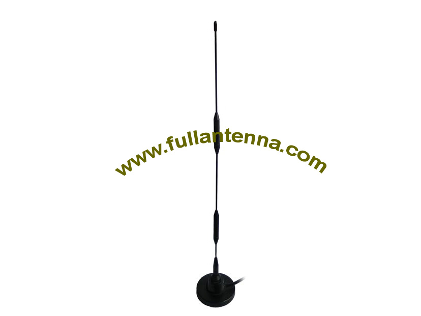 P/N:FAGSM.2007,GSM External Antenna 7dbi RG174 CABLE SMA or FAKRA