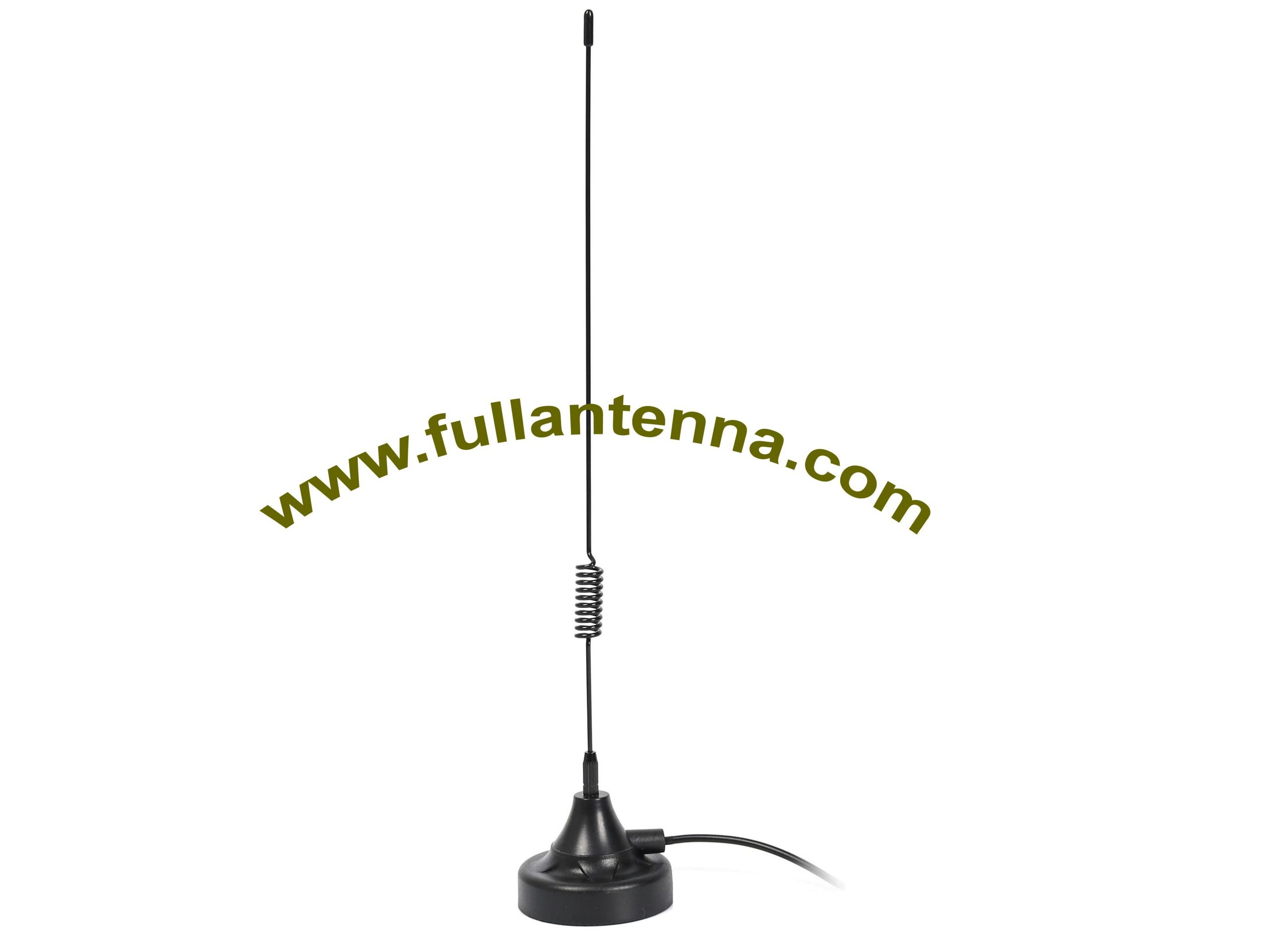 P/N:FAGSM.50,GSM External Antenna, strong magnetic mount 900 1800mhz frequency