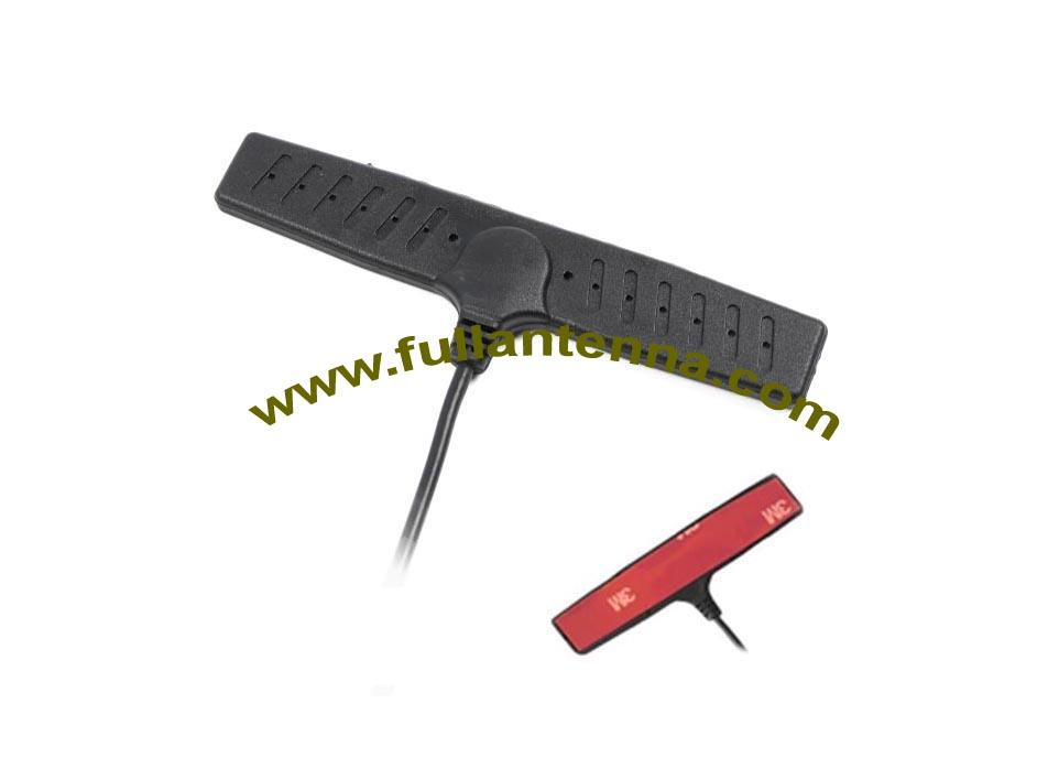 P/N:FALTE.0501,4G/LTE External Antenna,T  shape adhesive mount 3M sticker antenna
