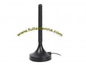 P / N: Antena zewnętrzna FALTE.0602,4G / LTE, antena 45 mm podstawa 4G / lte z uchwytem magnetycznym