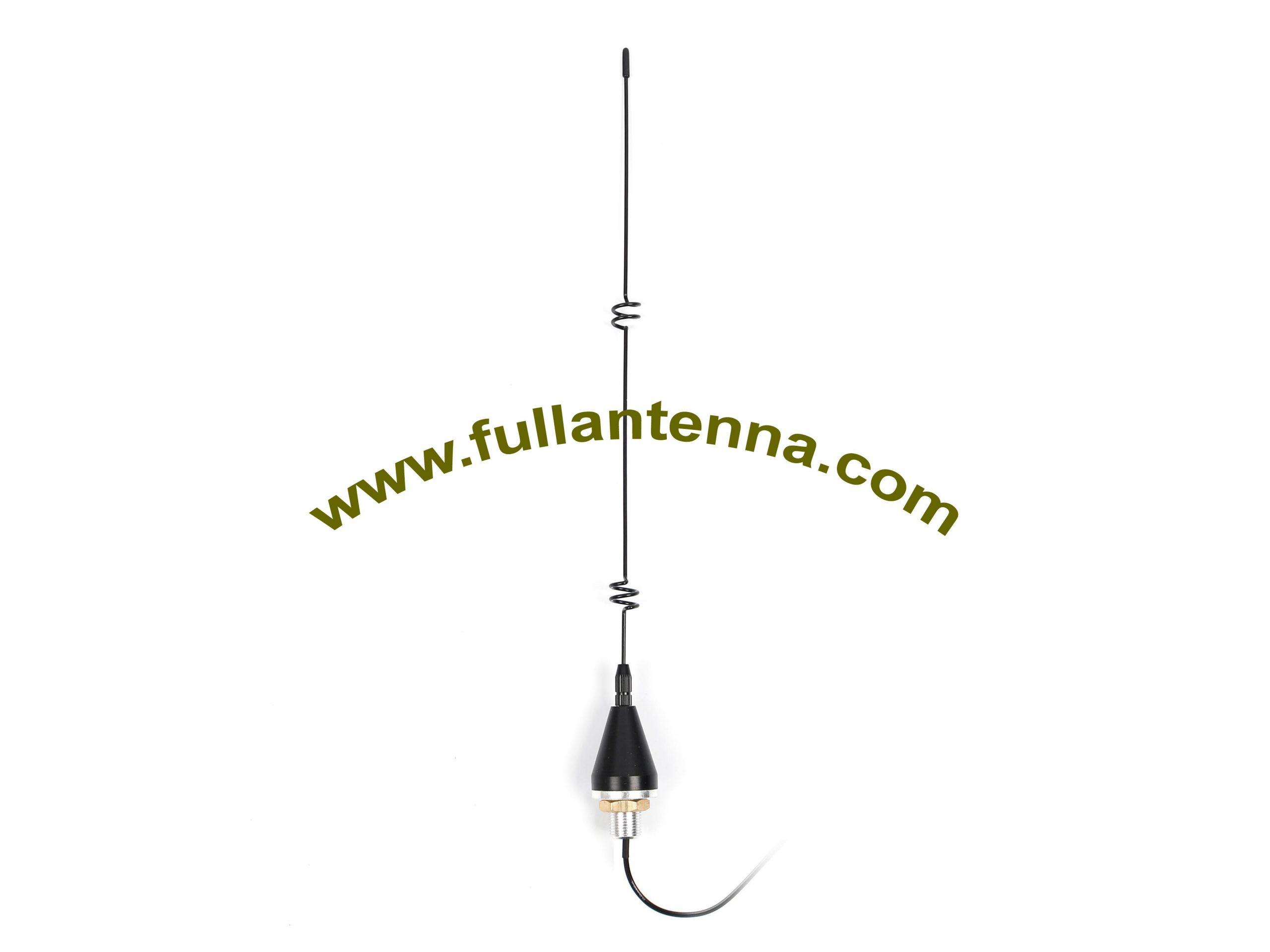 P/N:FALTE.0603,4G/LTE External Antenna,screw mount metal whip outdoor  LTE antenna