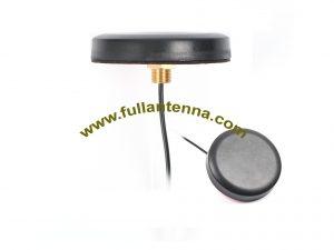 P / N: Antena zewnętrzna FALTE.09,4G / LTE, zewnętrzna antena dyskowa 4G z mocowaniem śrubowym