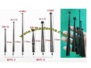 FA Wszystkie rodzaje miedzianego bata, wszelkiego rodzaju bicz antenowy, wszystkie rodzaje częstotliwości, dostosowane
