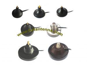 FA.Antenna Base, wszelkiego rodzaju podstawa anteny, 28 mm do 90 mm, tworzywa sztuczne lub metalowe, dostosowane