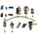 FA.RF Connectors2,all kinds of FAKRA,FME,BNC,wiclic,GT5,CRC9,TS9,MC-CARD connectors