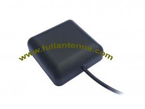 P / N: FAGPS.11, zewnętrzna antena GPS, aktywna magnetyczna antena GPS o wysokim wzmocnieniu, kod FAKRA C.
