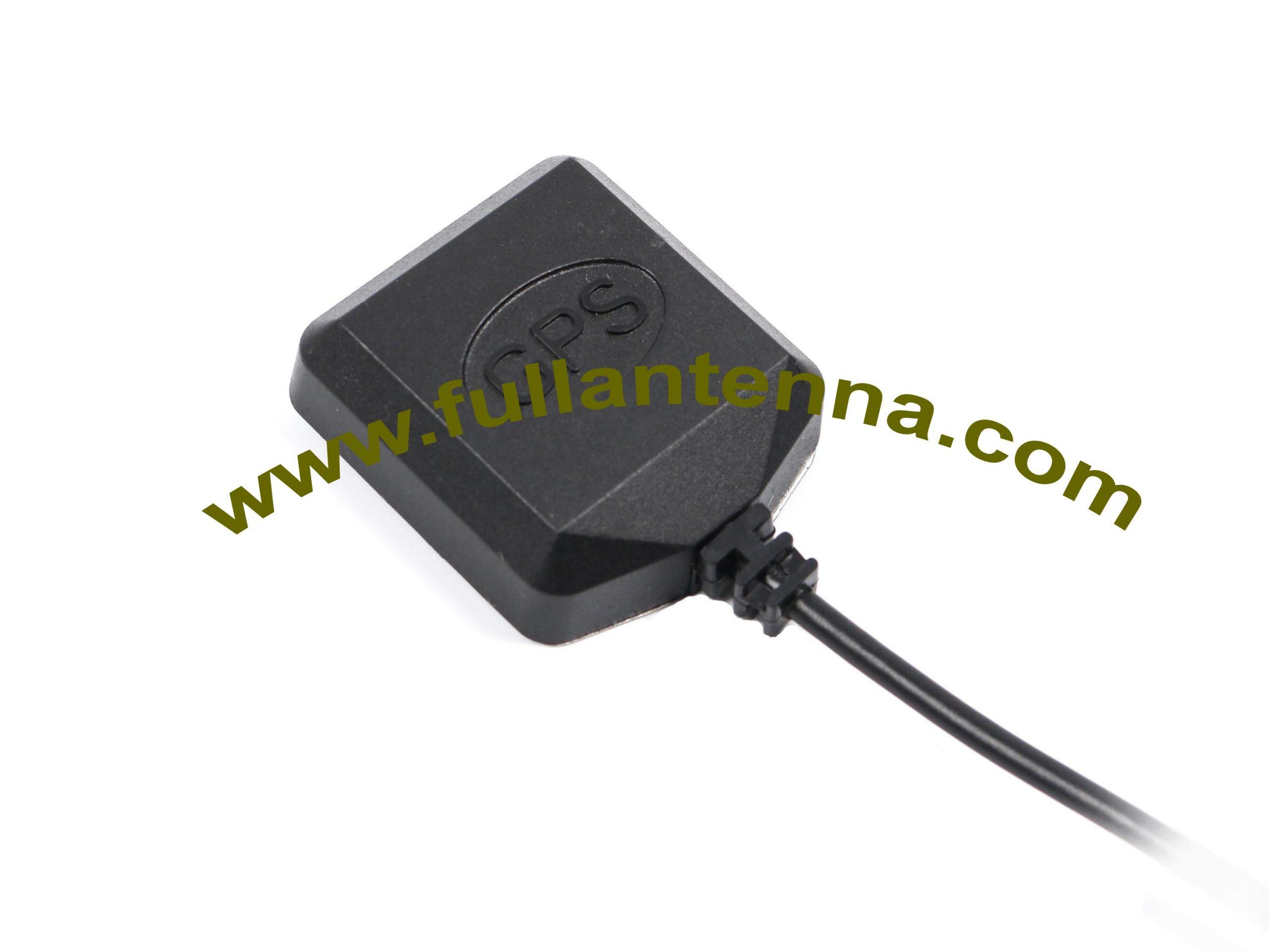 P/N:FAGPSGLONASS.07,Glonass External Antenna,mini Gnss Aerial magnet mount SMB connector