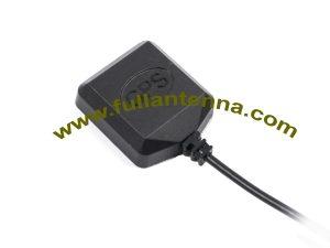 P / N: FAGPS.07, zewnętrzna antena GPS, GPS aktywny dwustopniowy wysokiej jakości magnetyczny uchwyt anteny LNA,